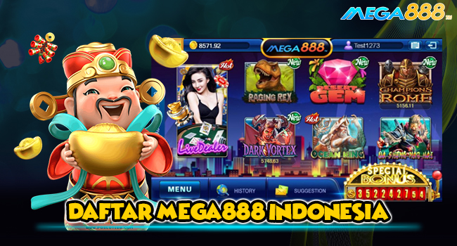 Daftar Slot Mega88 Indonesia