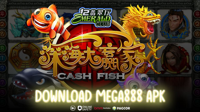 DOWNLOAD MEGA888 APK