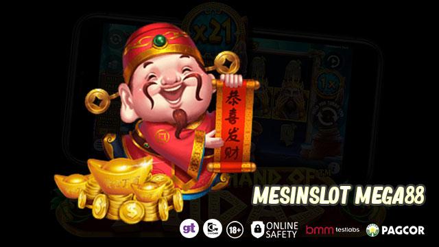 Mesinslot Mega88